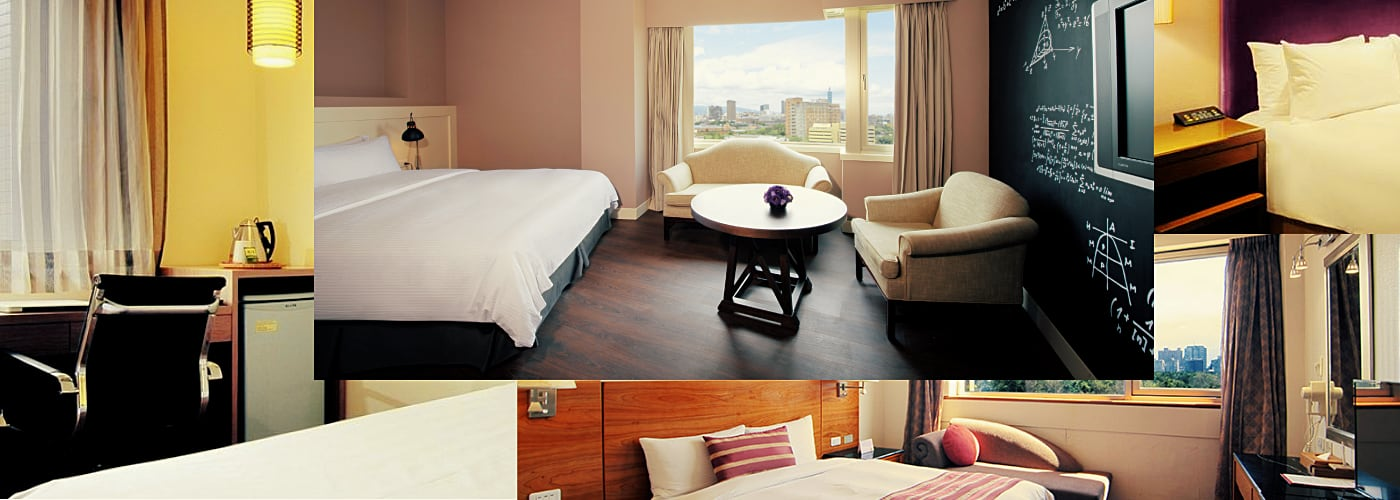 Accommodation in Taipei